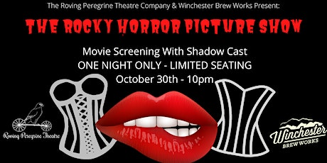 The Rocky Horror Picture Show at Winchester Brew Works tickets