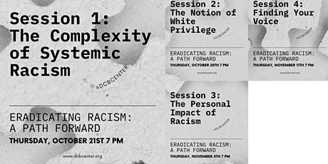 Dock C. Bracy Center for Human Reconciliation:FREE 4 part Learning Series tickets