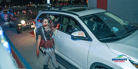 DALLAS PRESTON HAUNTED CAR WASH tickets