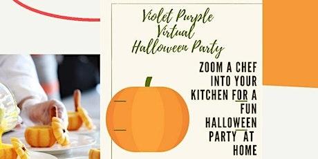 Violet Purple  - Virtual Halloween Party - 2021! tickets