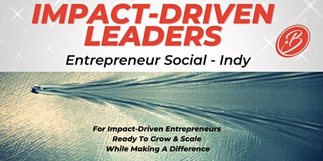 Leading With Impact Entrepreneur Social tickets