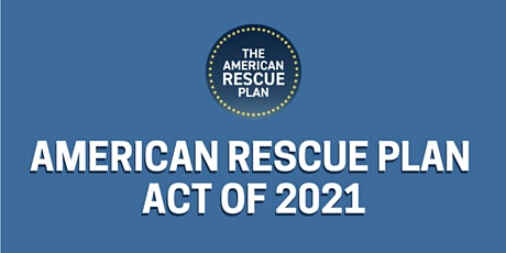 City of Kenmore Community Listening Session – American Rescue Plan Act tickets
