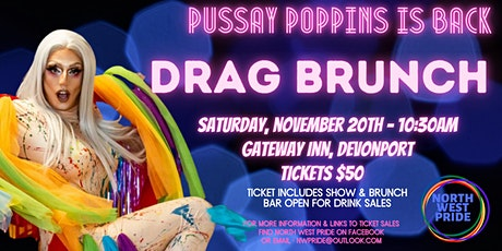 Drag Brunch tickets