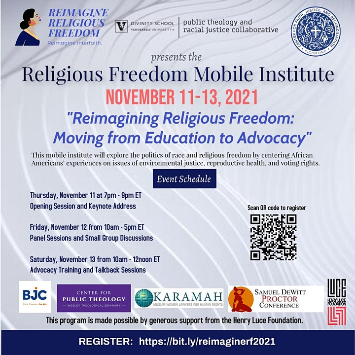 Reimagining Religious Freedom: Moving From Education to Advocacy image