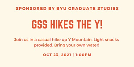 GSS Hikes the Y! tickets