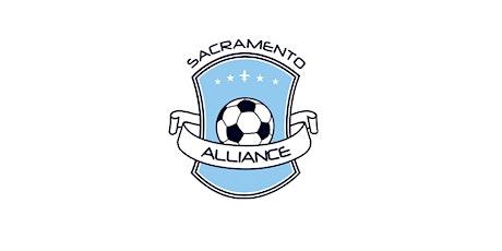 Sacramento Soccer Alliance Fundraiser 2021 tickets