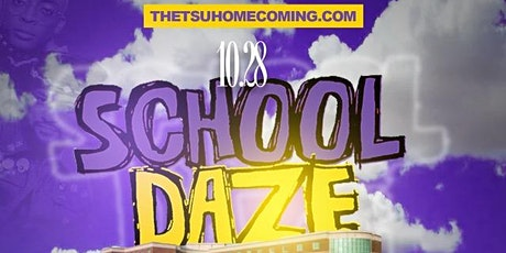 School Daze tickets