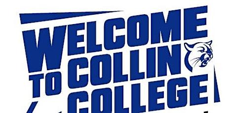 Collin College New Student Orientation-PLANO-Nov 15 tickets