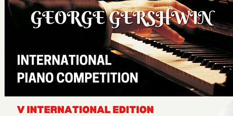 V Gershwin Music Competition - Final Round - Strings & Chamber Ensembles tickets