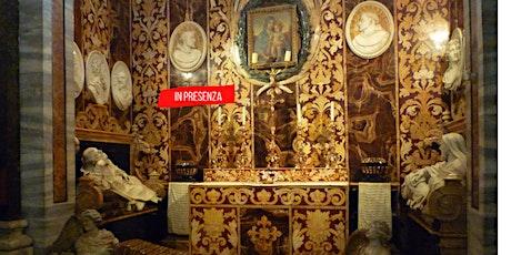 Gioielli segreti: San Girolamo della carità permesso speciale biglietti
