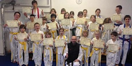 """Probetraining """"olympisches Taekwondo"""" ab 8 Jahre Tickets"""
