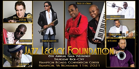 Thursday Kick Off -  Pieces of a Dream/Marion Meadows /Jazz Legacy Uncut tickets