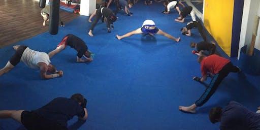 """Probetraining """"Muay Thai Boxen"""" ab 16 Jahre"""