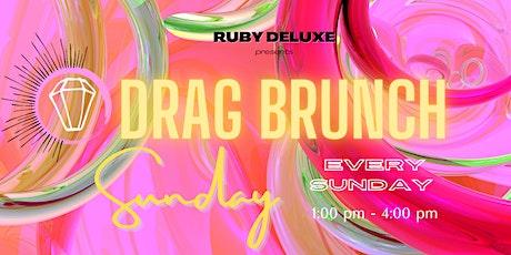 Sunday Drag Brunch tickets