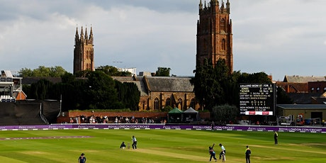 Breakfast networking at the amazing Somerset County Cricket Club tickets