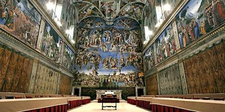 I Musei Vaticani e la Cappella Sistina Tour virtuali biglietti