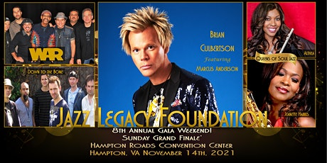 Sunday Grand Finale-Brian Culbertson/Marcus Anderson |WAR|Down to the Bone tickets