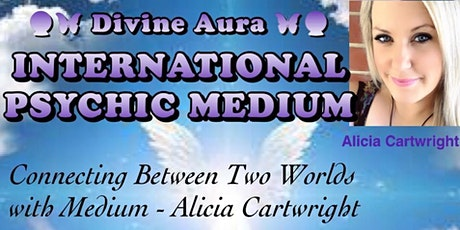 A Night in With Spirit - with Medium Alicia Cartwright tickets