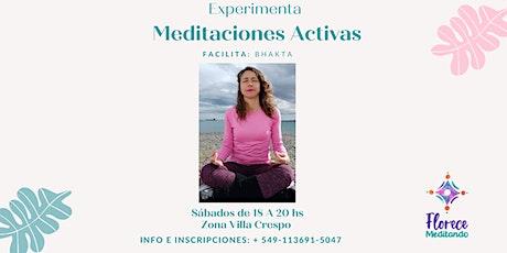 Meditaciones Activas entradas