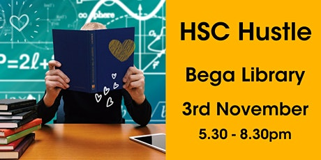 HSC Hustle @ Bega Library tickets