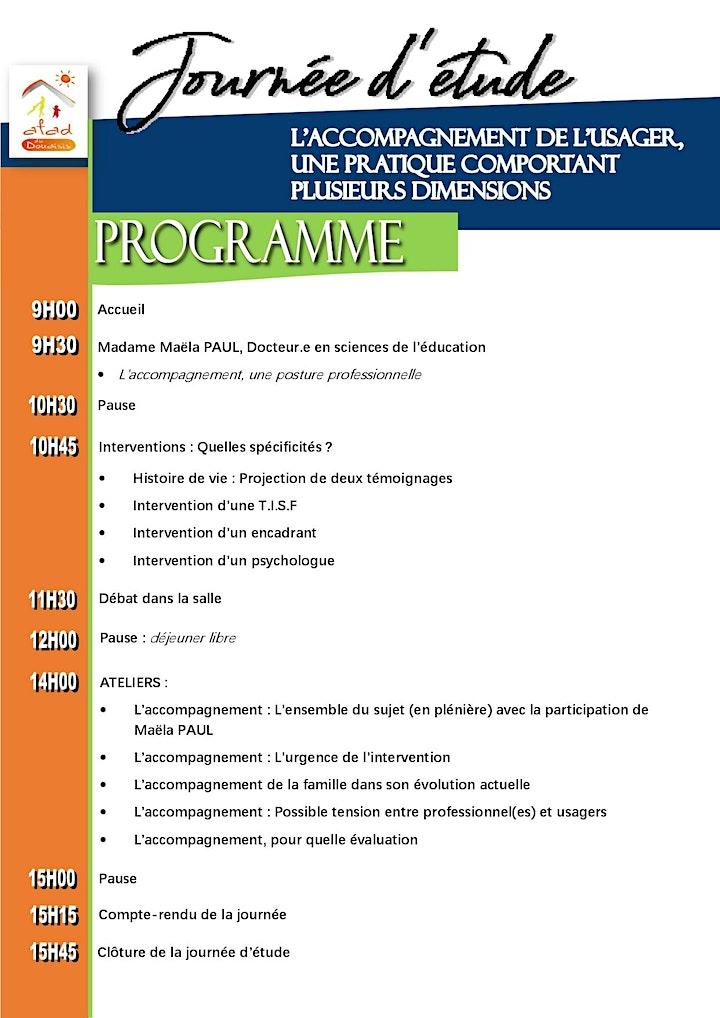 Image pour Conférence - Débat sur le thème de l'accompagnement