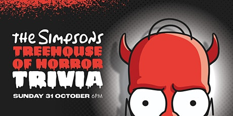 Simpsons Treehouse of Horror Trivia [BURLEIGH HEADS, GOLD COAST] tickets