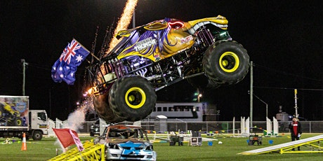 Super Monster Spectacular Caboolture Showgrounds tickets