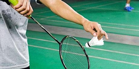 DBC Badminton Club tickets