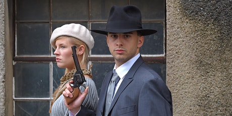 Falsches Spiel mit Bonnie & Clyde  ▸ After-Work Mystery Challenge Tickets