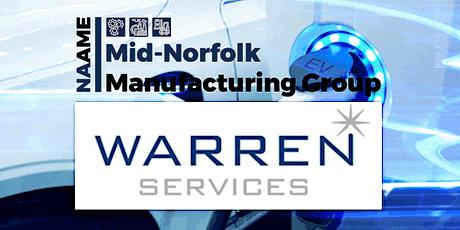 Mid-Norfolk Manufacturing Group Q4 - Warren Services tickets