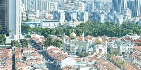 Living heritage and urban informalities: perspectives from South East Asia tickets