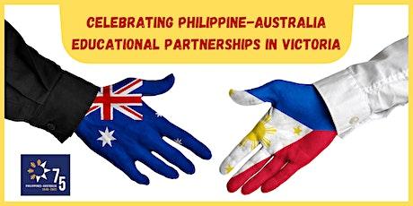 Celebrating Philippine-Australia Educational Partnerships in Victoria tickets