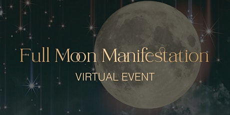 Full Moon in Aries Manifestation Event tickets