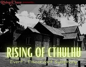 Discordant Symphony - A Cthonian Event - tickets