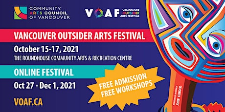 Vancouver Outsider Arts Festival tickets