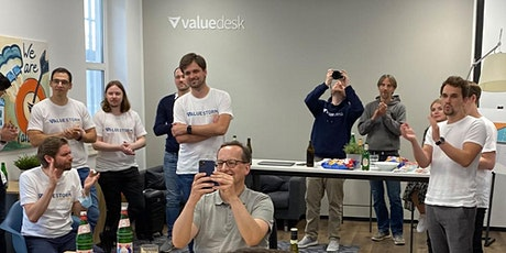 1. Valuedesk Web Dev Meetup Tickets