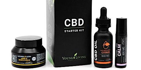 CBD und ätherische Öle, das neue geniale Kraftpaket der Aromatherapie Tickets