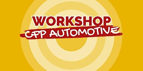 """WORKSHOP CFP CNOS-FAP """"FALCK"""" - SETTORE AUTOMOTIVE 2021/22 biglietti"""