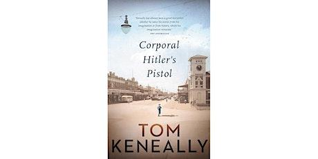 Online  author talk - Tom Keneally tickets