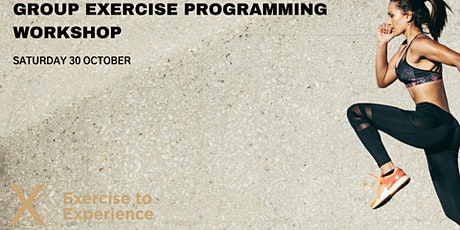 Group Exercise Programming Workshop tickets