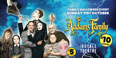 The Addams Family (1991) Halloween Special tickets