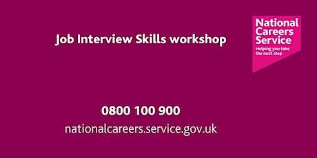 Interview Skills Workshop - North Tyne tickets