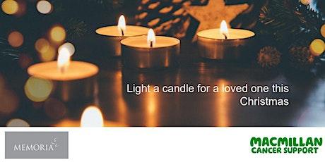 Light a Candle Memorial  Service - North Oxfordshire Crematorium & Memorial tickets