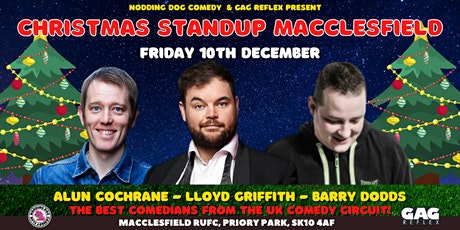 Standup Macclesfield Christmas Special! tickets