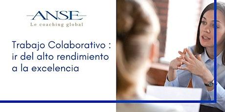 Trabajo colaborativo: del alto-rendimiento a la excelencia entradas