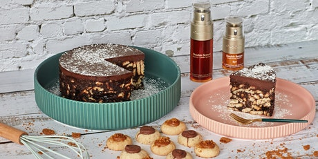 Clarins & Absolutely Batter - No Bake Chocolate Biscuit Cake Workshop tickets