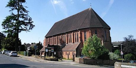 Holy Communion - All Saints' Sunday tickets
