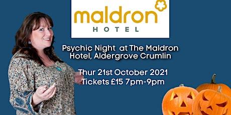 Psychic Night in Crumlin tickets