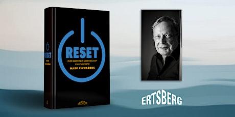 Boekvoorstelling 'Reset' Mark Elchardus tickets