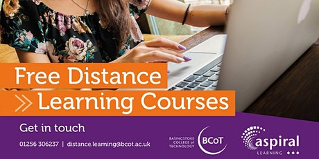 Principles of Customer Service - Level 2 Certificate (Distance Learning) tickets